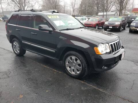 2009 Jeep Grand Cherokee for sale at Stach Auto in Edgerton WI