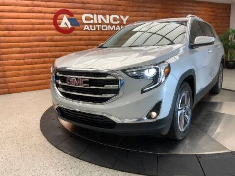 2019 GMC Terrain for sale at Dixie Motors in Fairfield OH