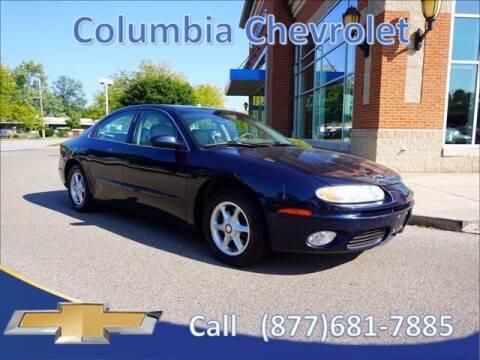 2002 Oldsmobile Aurora for sale at COLUMBIA CHEVROLET in Cincinnati OH