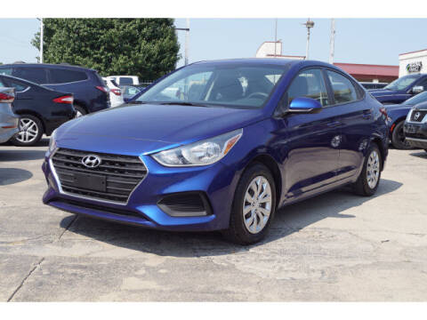 2018 Hyundai Accent for sale at Monthly Auto Sales in Fort Worth TX