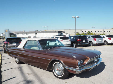 1966 Ford Thunderbird for sale at Bill Kay Corvette's and Classic's in Downers Grove IL