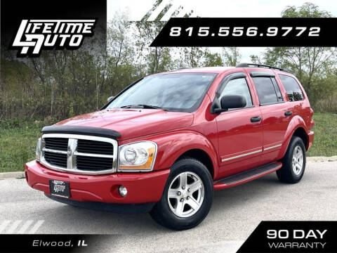 2004 Dodge Durango for sale at Lifetime Auto in Elwood IL