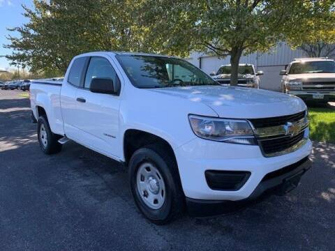 2017 Chevrolet Colorado for sale at Dunn Chevrolet in Oregon OH