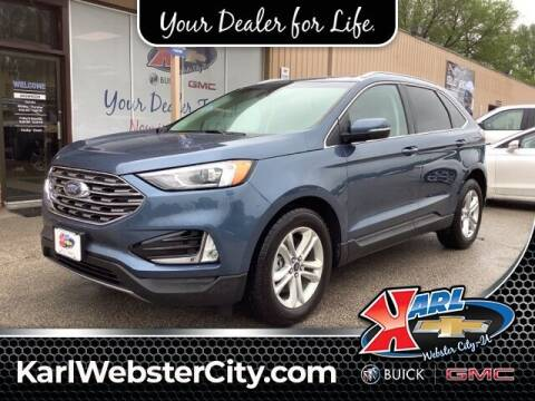 2019 Ford Edge for sale at Karl Pre-Owned in Glidden IA