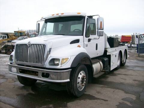 2007 International 7500 for sale at HAMPTON TRUCK SALES COMPANY in Idaho Falls ID