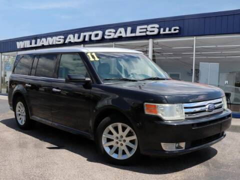2011 Ford Flex for sale at Williams Auto Sales, LLC in Cookeville TN