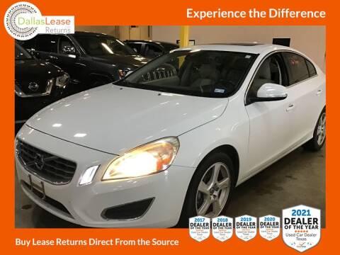 2012 Volvo S60 for sale at Dallas Auto Finance in Dallas TX
