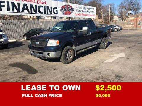 2006 Ford F-150 for sale at Auto Mart USA -Lease To Own in Kansas City MO