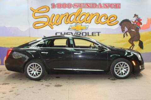 2013 Cadillac XTS for sale at Sundance Chevrolet in Grand Ledge MI