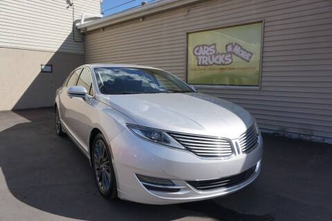 2014 Lincoln MKZ Hybrid for sale at Cars Trucks & More in Howell MI