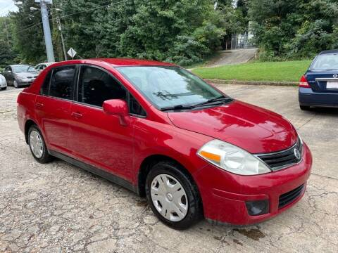 2010 Nissan Versa for sale at ADVOCATE AUTO BROKERS INC in Atlanta GA