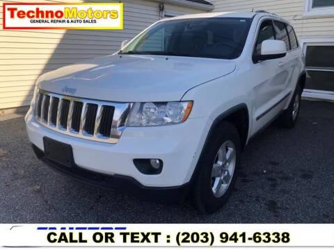 2012 Jeep Grand Cherokee for sale at Techno Motors in Danbury CT