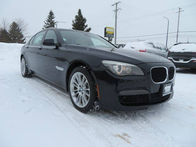 2012 BMW 7 Series for sale at Import Exchange in Mokena IL