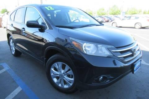 2012 Honda CR-V for sale at Choice Auto & Truck in Sacramento CA