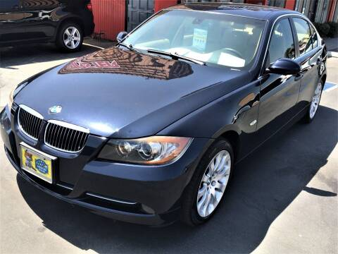 2008 BMW 3 Series for sale at CARSTER in Huntington Beach CA