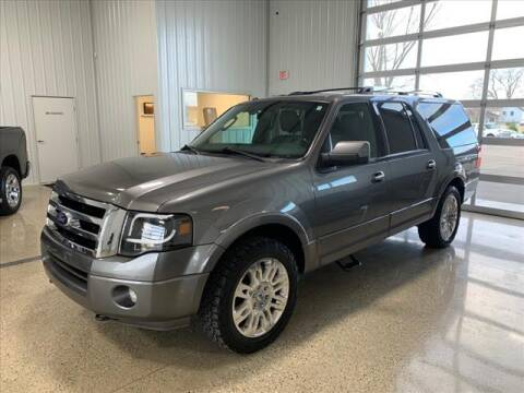 2012 Ford Expedition EL for sale at PRINCE MOTORS in Hudsonville MI