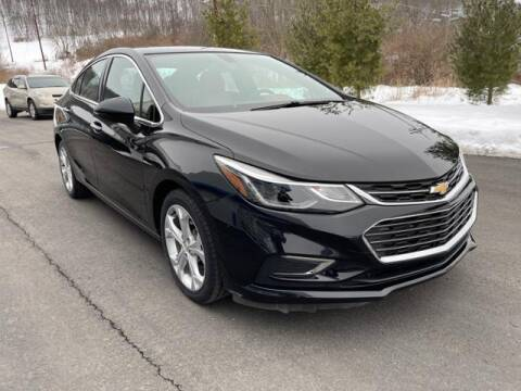2016 Chevrolet Cruze for sale at Hawkins Chevrolet in Danville PA