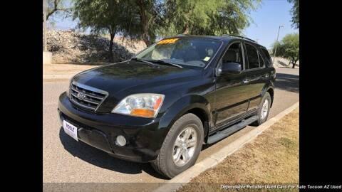 2008 Kia Sorento for sale at Noble Motors in Tucson AZ