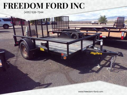 2020 Utility Trailer Big Tex 35SA-10BK for sale at Freedom Ford Inc in Gunnison UT