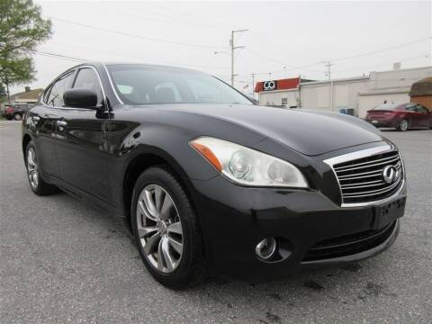 2013 Infiniti M37 for sale at Cam Automotive LLC in Lancaster PA