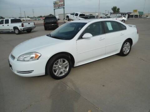 2013 Chevrolet Impala for sale at Twin City Motors in Scottsbluff NE