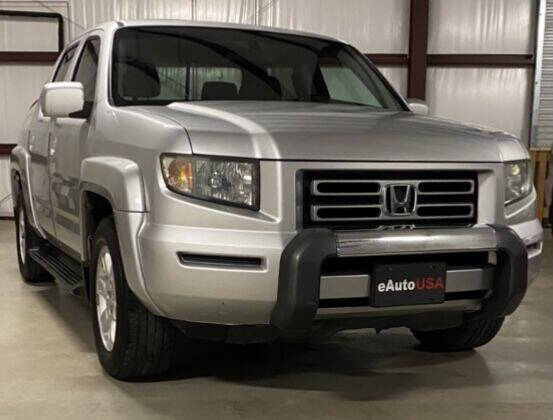 2006 Honda Ridgeline for sale at eAuto USA in New Braunfels TX