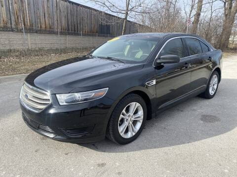 2017 Ford Taurus for sale at Posen Motors in Posen IL
