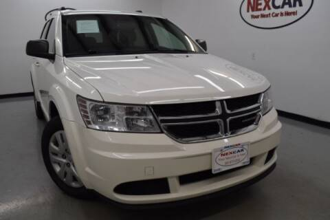 2016 Dodge Journey for sale at Houston Auto Loan Center in Spring TX