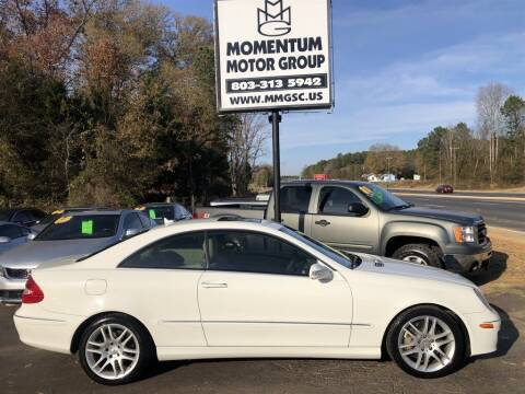 2009 Mercedes-Benz CLK for sale at Momentum Motor Group in Lancaster SC