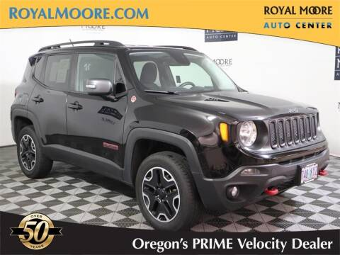 2017 Jeep Renegade for sale at Royal Moore Custom Finance in Hillsboro OR