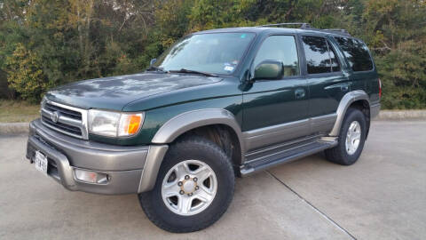 2000 Toyota 4Runner for sale at Houston Auto Preowned in Houston TX