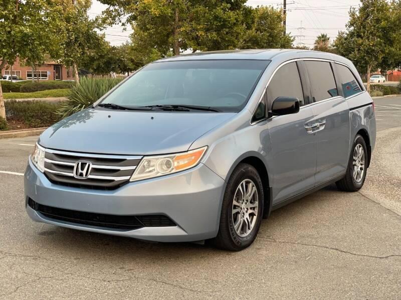2012 Honda Odyssey for sale at California Auto Deals in Sacramento CA