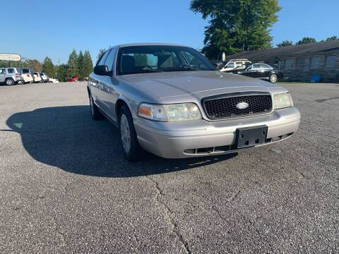 2011 Ford Crown Victoria for sale at Hillside Motors Inc. in Hickory NC