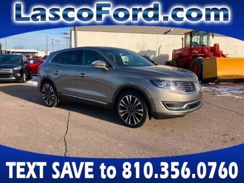 2016 Lincoln MKX for sale at Lasco of Grand Blanc in Grand Blanc MI