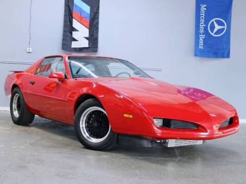 1991 Pontiac Firebird for sale at Vanderhall of Hickory Hills in Hickory Hills IL