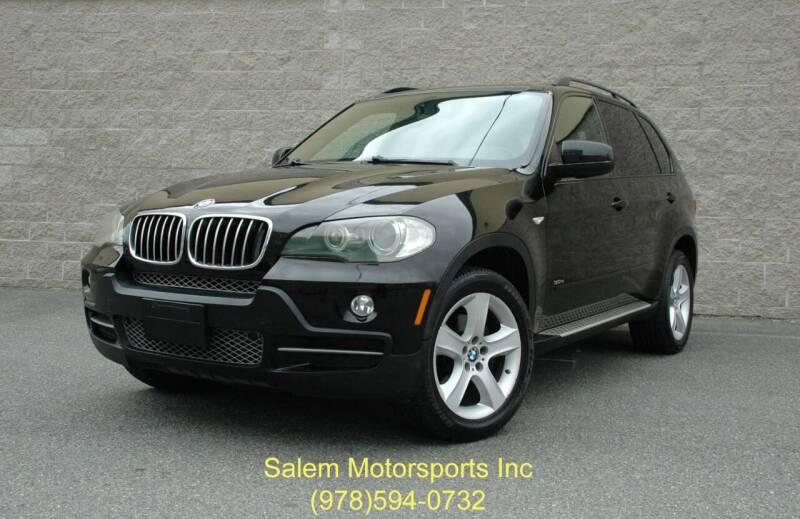 2007 BMW X5 for sale at Salem Motorsports in Salem MA