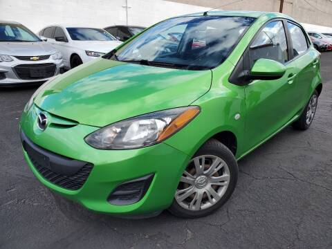 2011 Mazda MAZDA2 for sale at Auto Center Of Las Vegas in Las Vegas NV