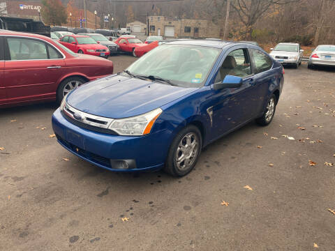 2008 Ford Focus for sale at Vuolo Auto Sales in North Haven CT