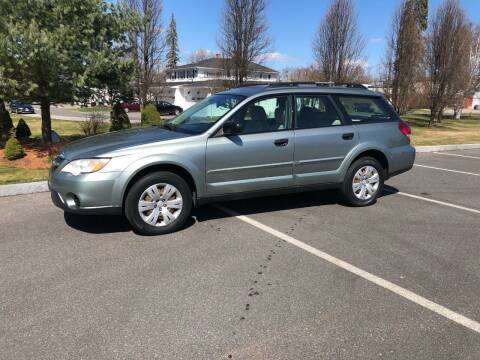 2009 Subaru Outback for sale at Chris Auto South in Agawam MA