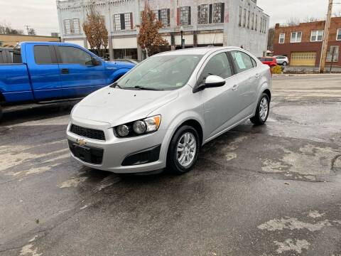 2015 Chevrolet Sonic for sale at East Main Rides in Marion VA