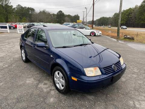 2003 Volkswagen Jetta for sale at CVC AUTO SALES in Durham NC