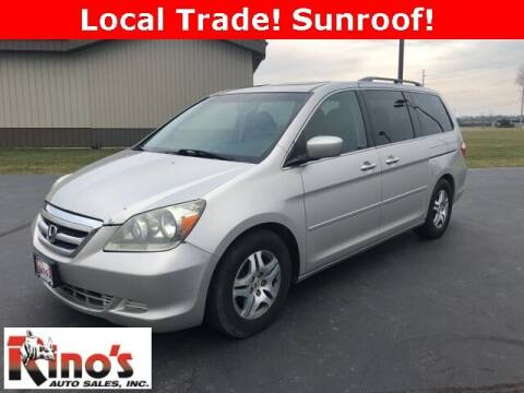 2006 Honda Odyssey for sale at Rino's Auto Sales in Celina OH