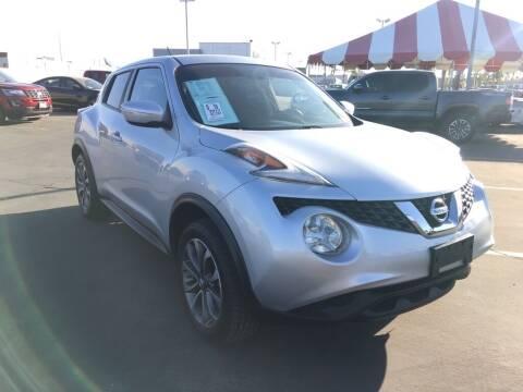 2017 Nissan JUKE for sale at Nissan of Bakersfield in Bakersfield CA
