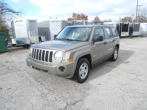 2008 Jeep Patriot for sale at Jerry Moody Auto Mart in Jeffersontown KY