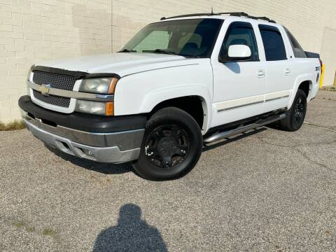 2005 Chevrolet Avalanche for sale at Samuel's Auto Sales in Indianapolis IN