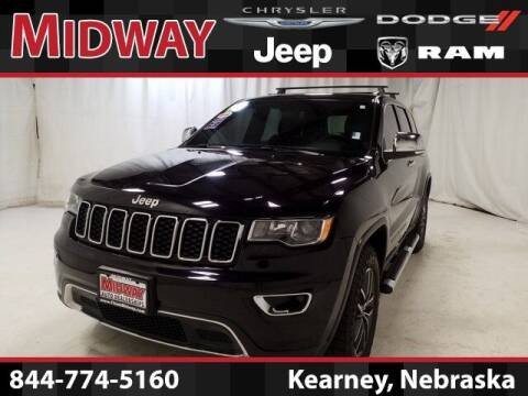 2019 Jeep Grand Cherokee for sale at MIDWAY CHRYSLER DODGE JEEP RAM in Kearney NE