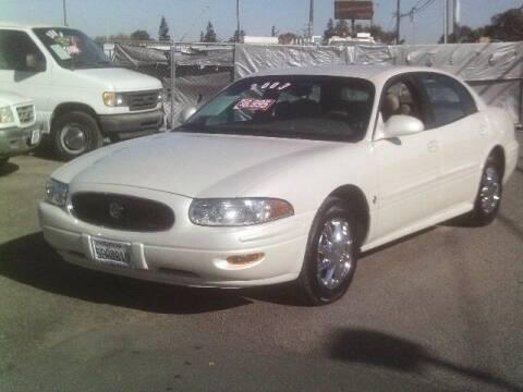 2003 Buick LeSabre for sale at Valley Auto Sales & Advanced Equipment in Stockton CA