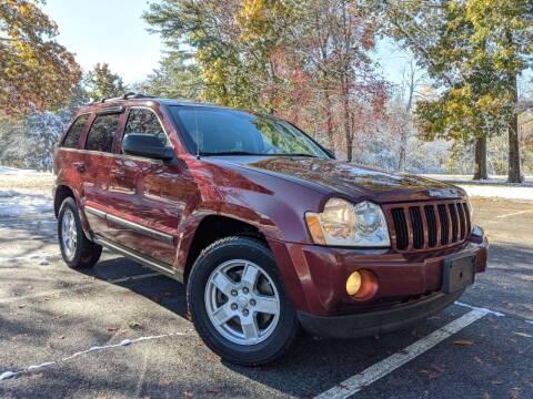 2007 Jeep Grand Cherokee for sale at The Auto Brokerage Inc in Walpole MA