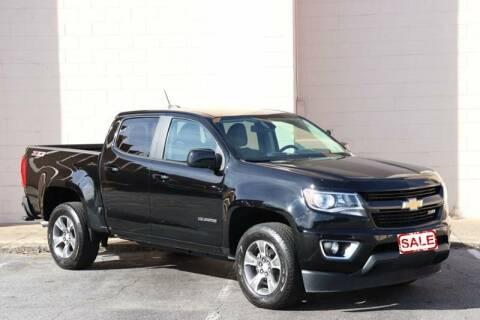 2016 Chevrolet Colorado for sale at El Patron Trucks in Norcross GA