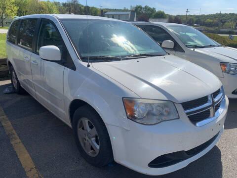 2012 Dodge Grand Caravan for sale at BURNWORTH AUTO INC in Windber PA